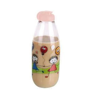بطری شیر پازن زیبا