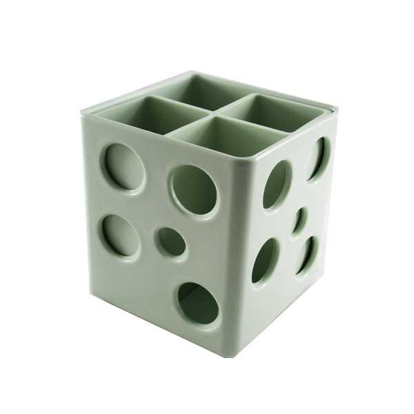 مکعب چندکاره حفره دار (زیبا)