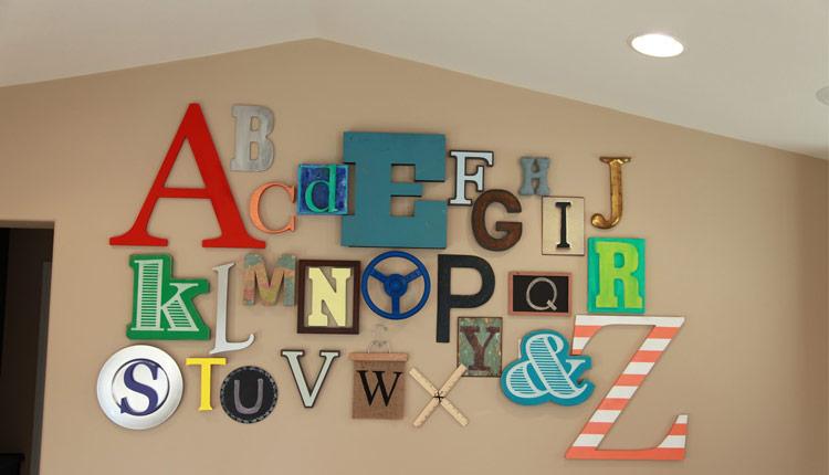 تزئین دکور اتاق کودک