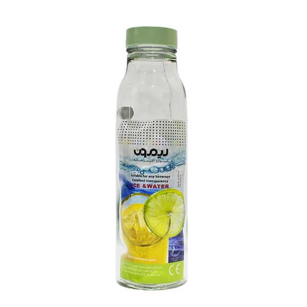 بطری شیشهای لیمون