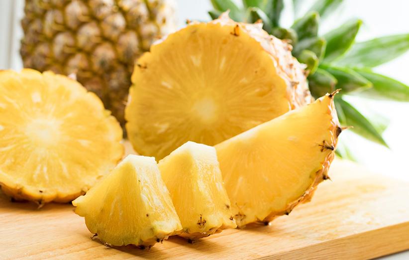آناناس و حساسیت
