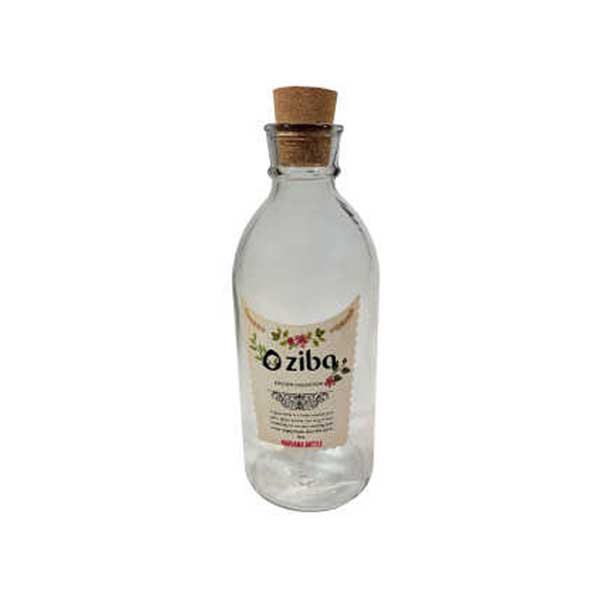 بطری شیشه ای کاپل لایت زیبا