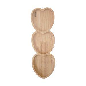 اردور خوری قلبی سه تایی چوبی