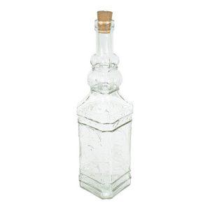 بطری چهارگوش بلند لیمون