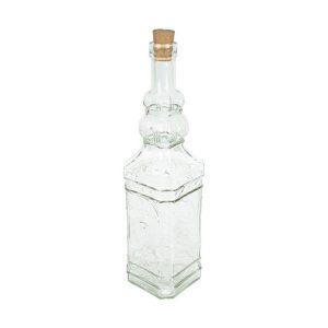 بطری چهارگوش کوتاه لیمون
