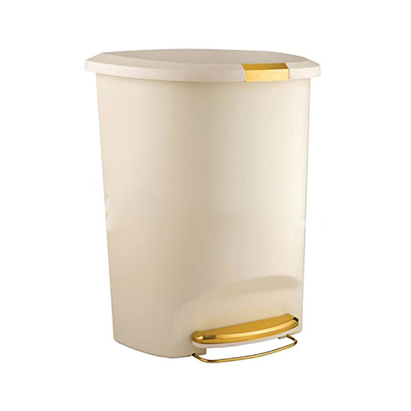 سطل پدالی 50 لیتر لیمون